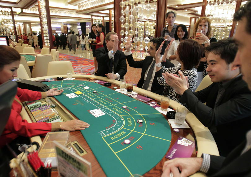 Winning Systems in Baccarat