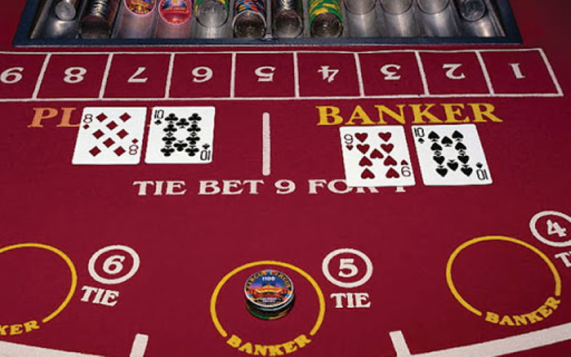 Rules of Playing Baccarat