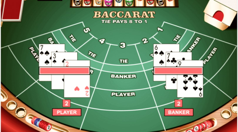 Baccarat Casino Game Online