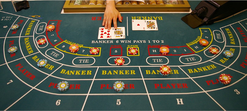 Play Baccarat Live