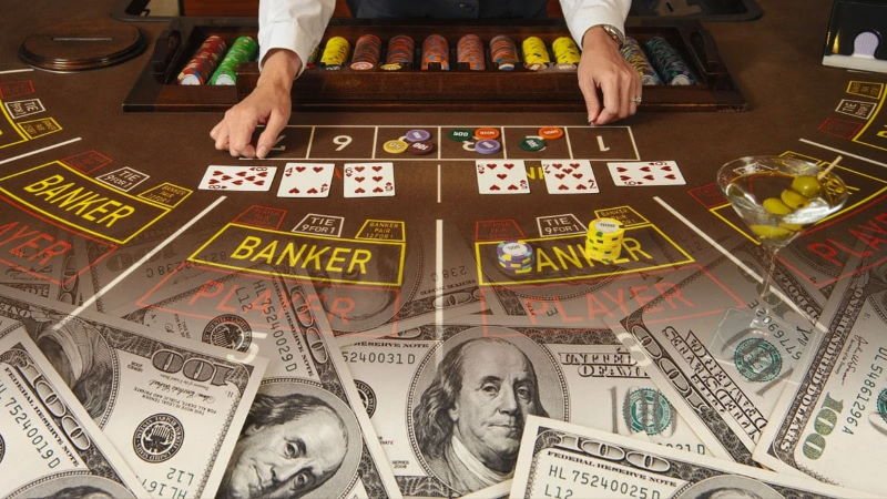 Money Management in Baccarat